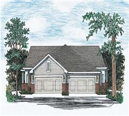 House Plan #120-1504