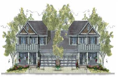 Main image for house plan # 6404