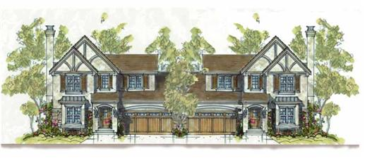 Main image for house plan # 6402