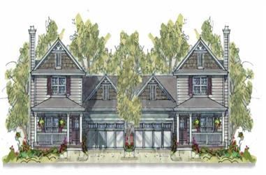 Main image for house plan # 6401