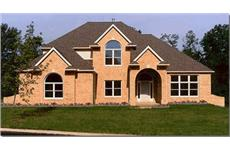 Main image for house plan # 6109