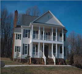 House Plan #120-1614
