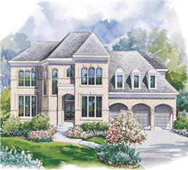 House Plan #120-1623