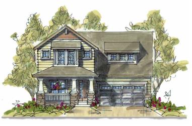 Main image for house plan # 6389