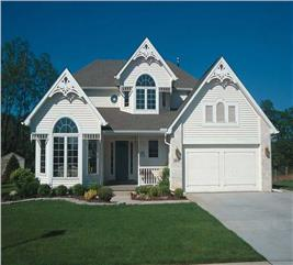 House Plan #120-1690