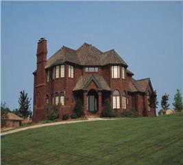 House Plan #120-1732