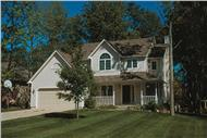 Main image for house plan # 5205