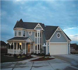 House Plan #120-1743