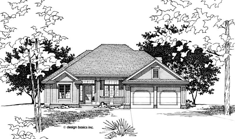 House plan 120 1800 3 bedroom 1978 sq ft ranch for 1800 sq ft ranch house plans