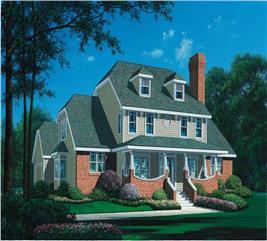 House Plan #120-1807