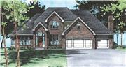 View house Plan#120-1821