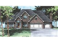 Main image for house plan # 6124