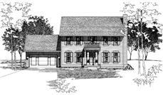 Main image for house plan # 6064