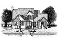 Main image for house plan # 6261