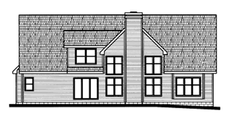 House plan 120 1910 4 bedroom 2600 sq ft traditional for 2600 sq ft house plans