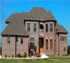 House Plan #120-1942