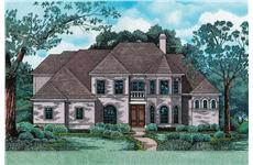 Main image for house plan # 6477