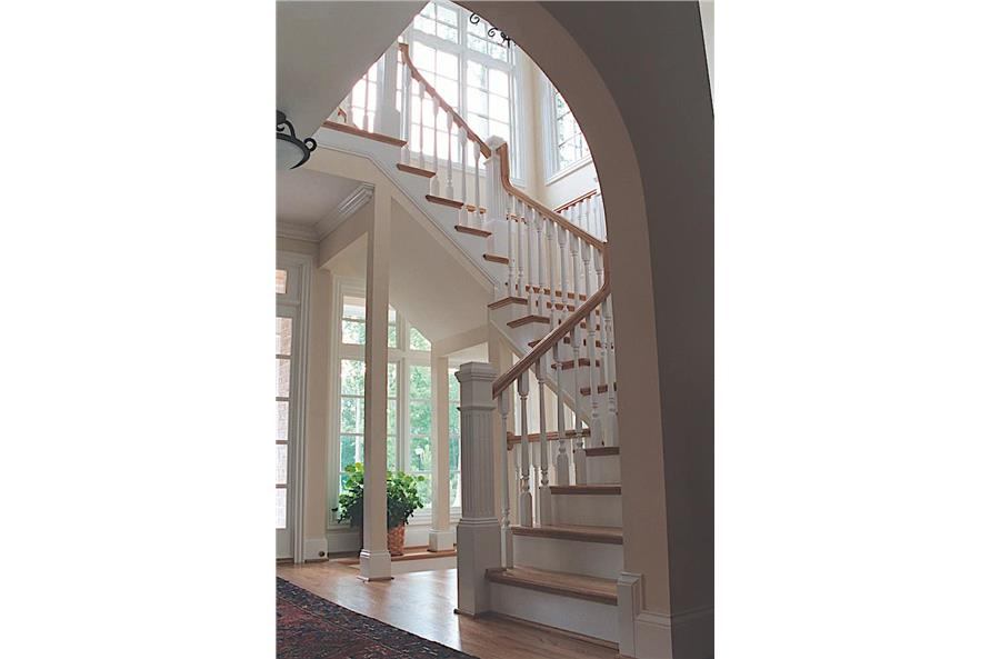 Entry Hall: Staircase of this 4-Bedroom,2639 Sq Ft Plan -120-1983