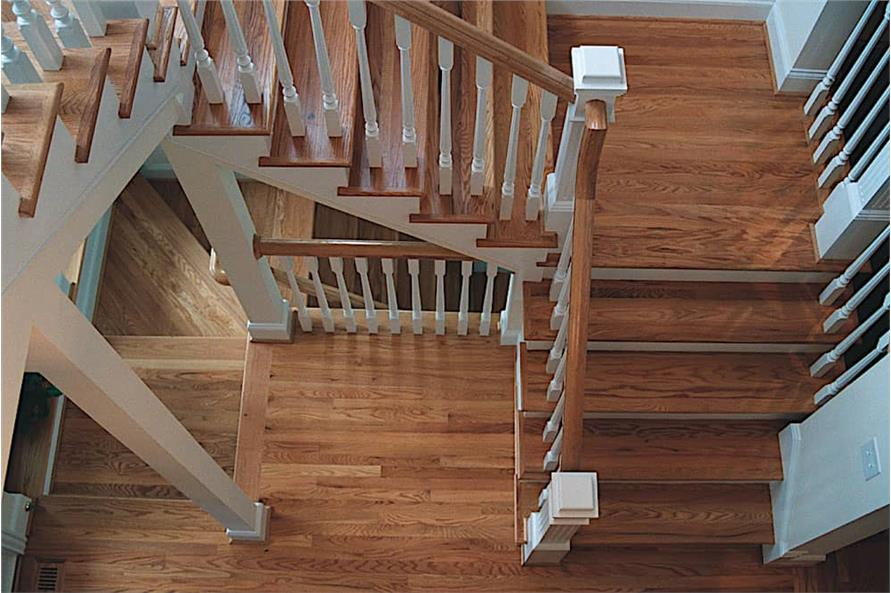 Stairs of this 4-Bedroom,2639 Sq Ft Plan -120-1983