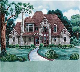 House Plan #120-1983