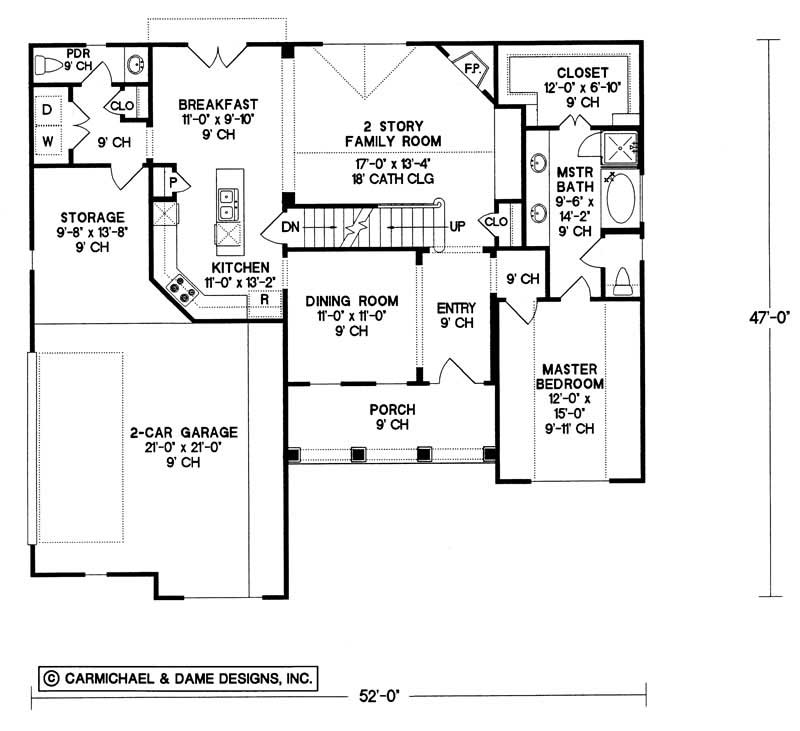 House plan 120 2021 3 bedroom 1819 sq ft country for 120 square yards floor plan