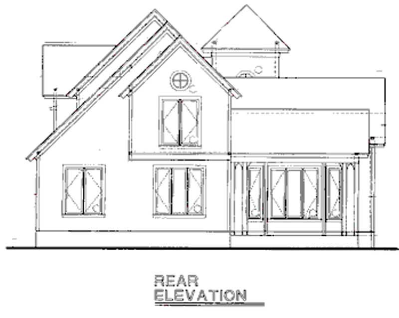 House Plan 120 2034 3 Bedroom 1747 Sq Ft French