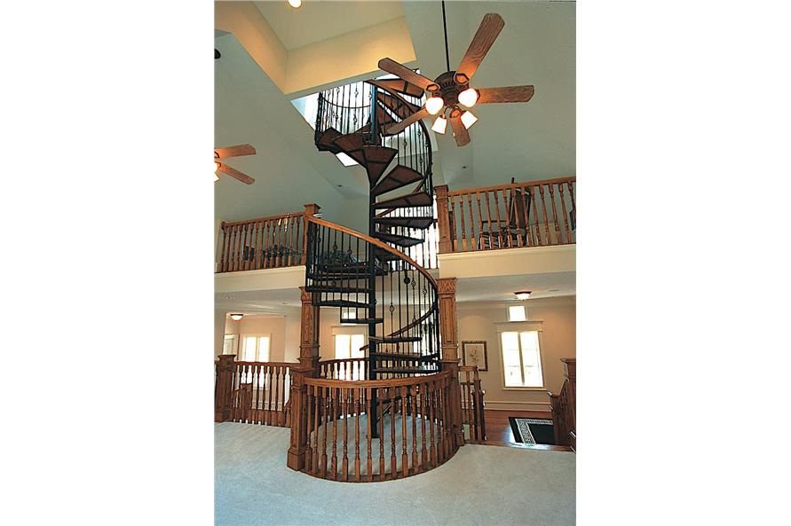 Stairs of this 4-Bedroom,3335 Sq Ft Plan -120-2042