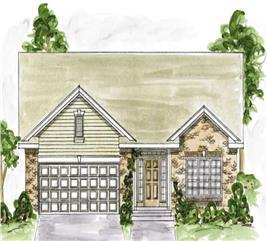 House Plan #120-2055