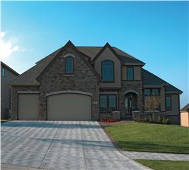House Plan #120-2078