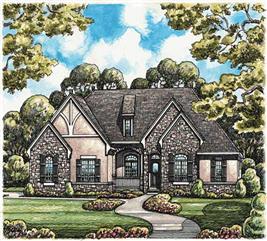 House Plan #120-2122