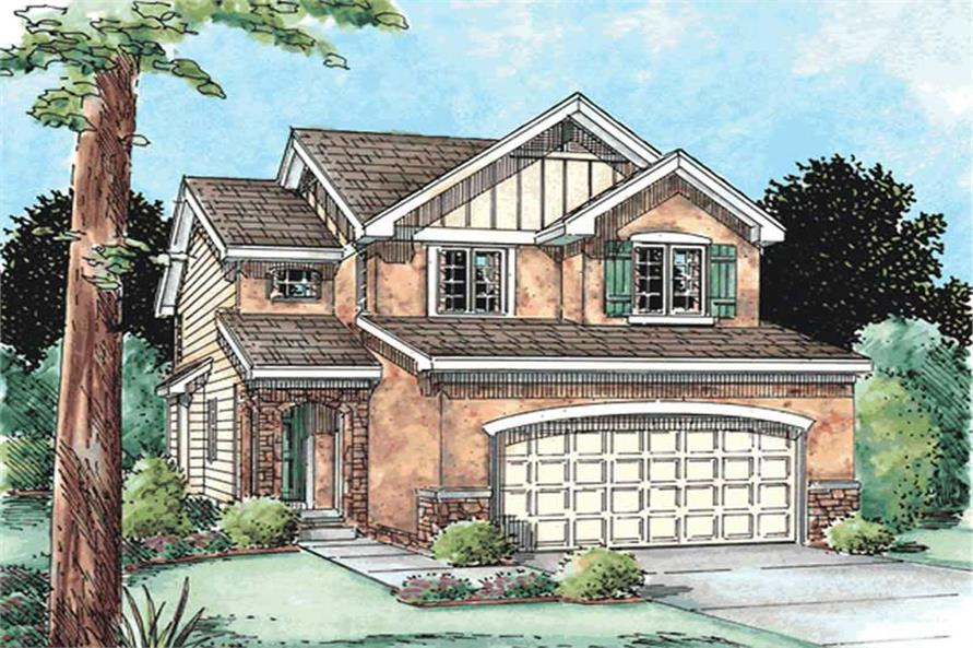 Main image for house plan # 11546