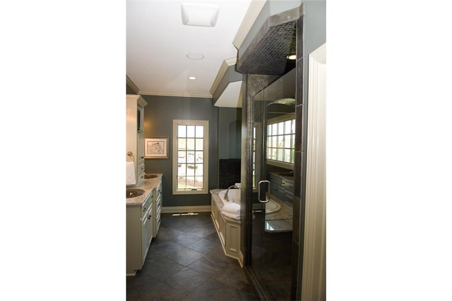 Master Bathroom of this 4-Bedroom,3080 Sq Ft Plan -3080