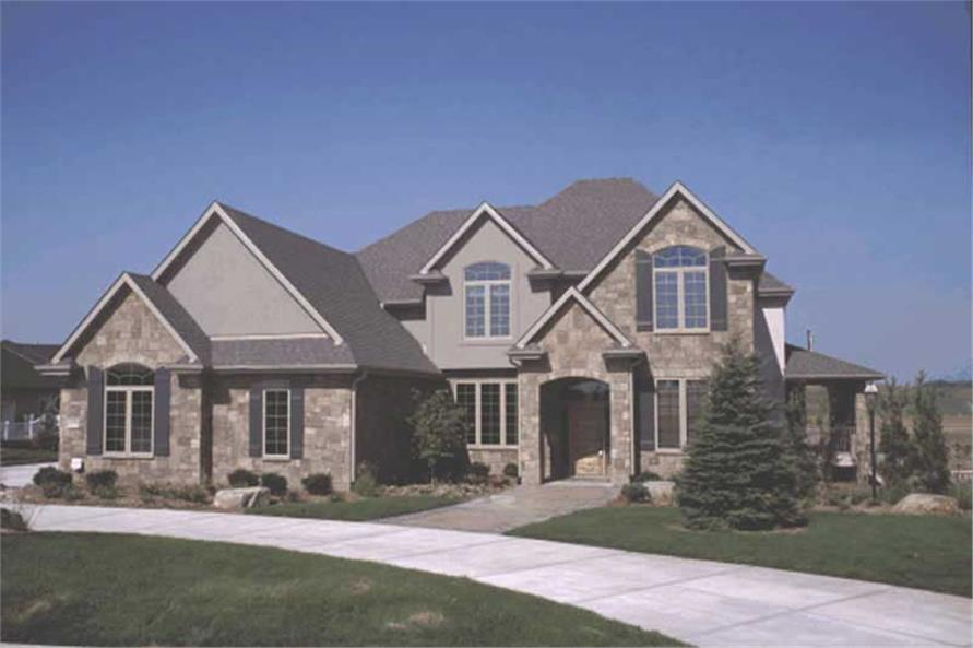 PHOTO of this 3-Bedroom,3250 Sq Ft Plan -3250