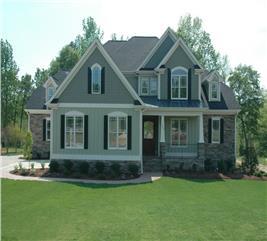 House Plan #120-2176