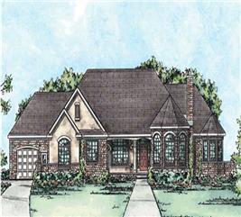 House Plan #120-2194