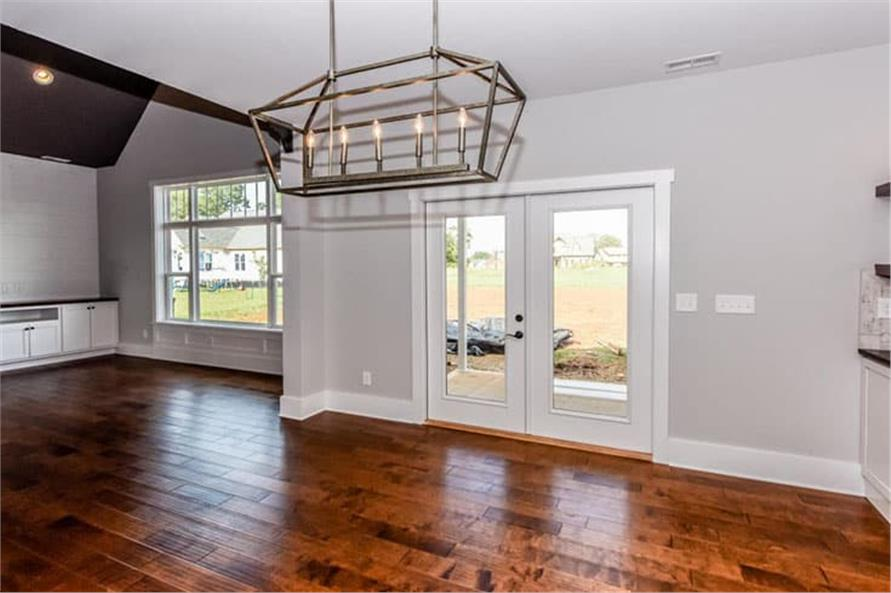 Dining Room of this 4-Bedroom,2607 Sq Ft Plan -120-2230