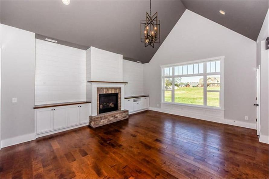 Great Room: Windows of this 4-Bedroom,2607 Sq Ft Plan -120-2230