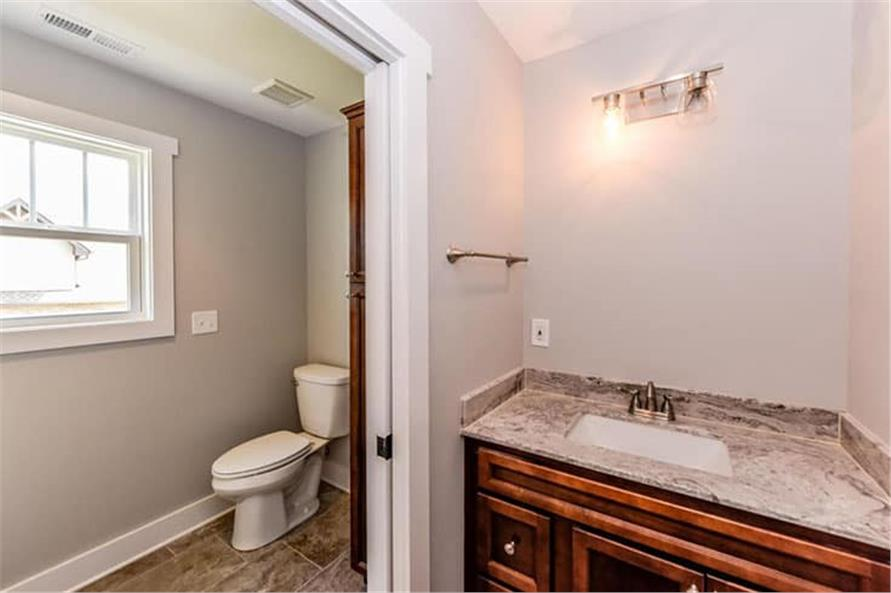 Bathroom of this 4-Bedroom,2607 Sq Ft Plan -120-2230