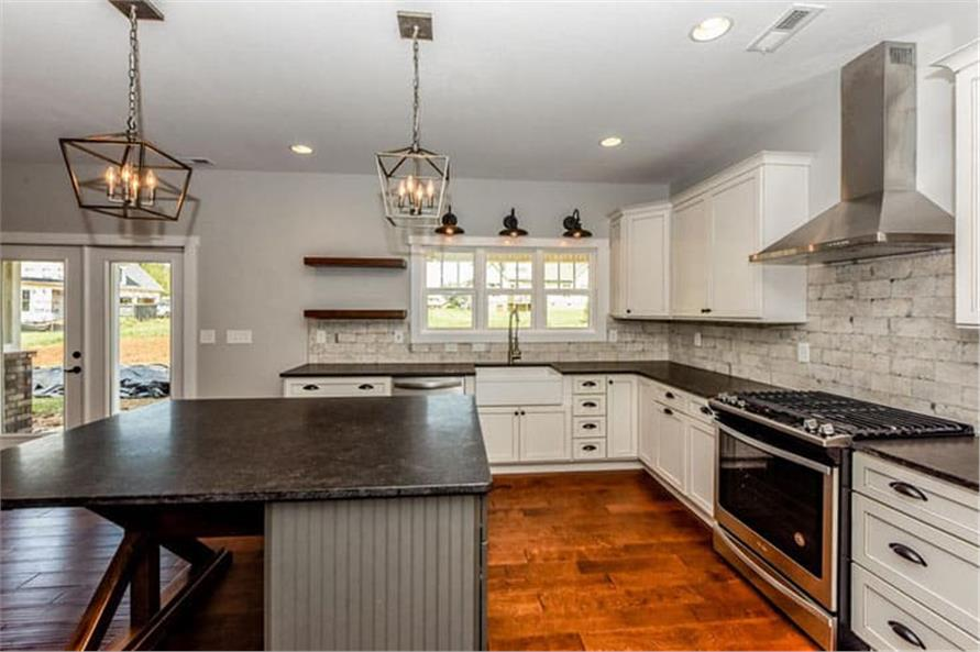 Kitchen of this 4-Bedroom,2607 Sq Ft Plan -120-2230