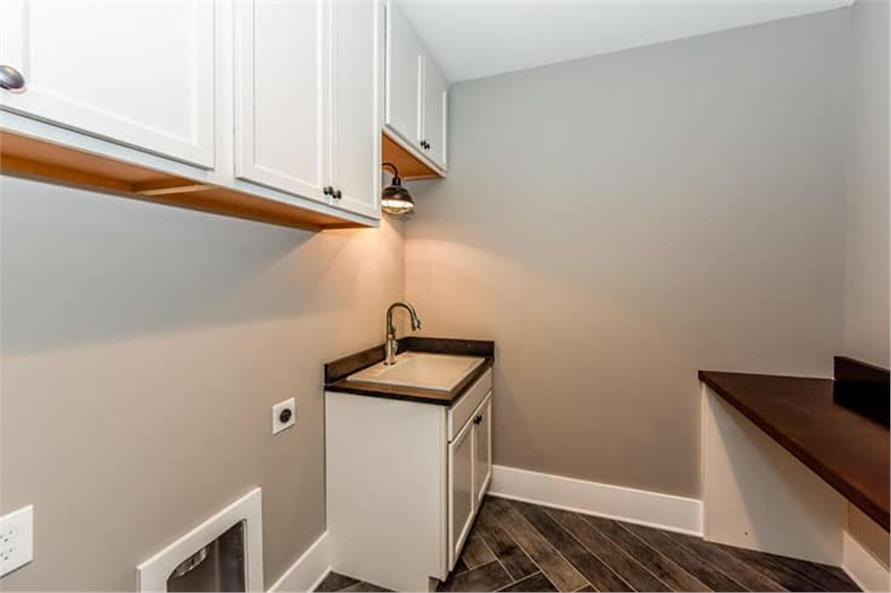 Laundry Room of this 4-Bedroom,2607 Sq Ft Plan -120-2230