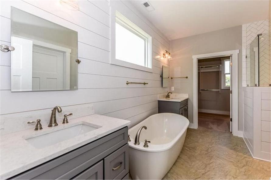 Master Bathroom of this 4-Bedroom,2607 Sq Ft Plan -120-2230