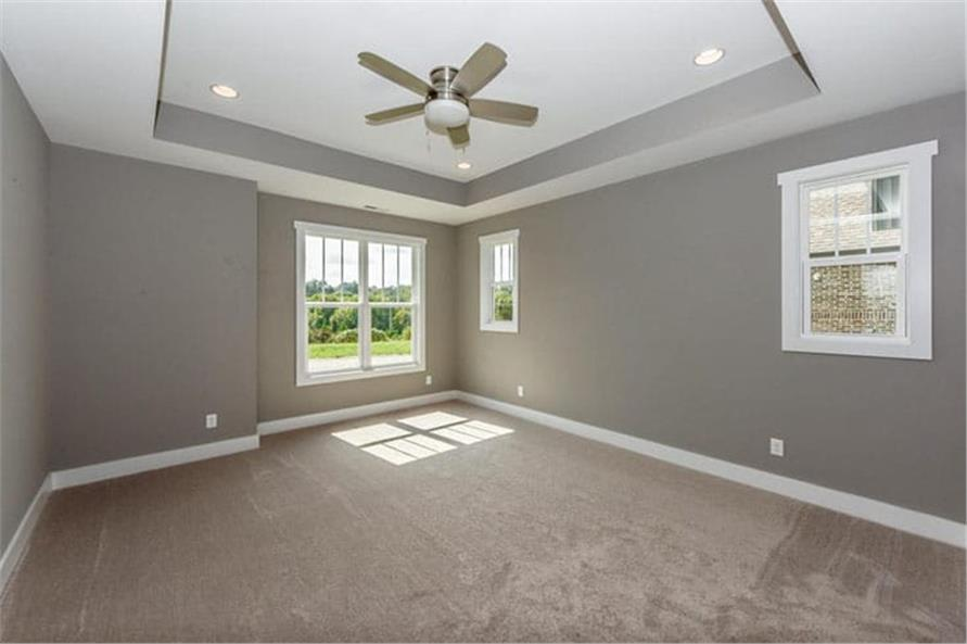 Master Bedroom of this 4-Bedroom,2607 Sq Ft Plan -120-2230