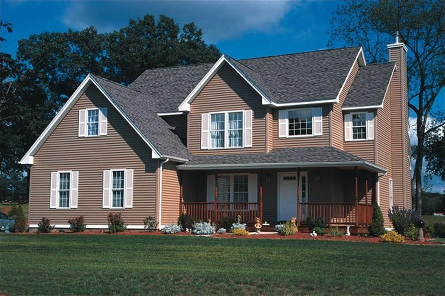 120-2231: Home Exterior Photograph