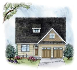 House Plan #120-2301