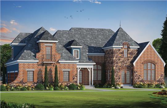 House Plan #56392