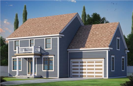House Plan #56398