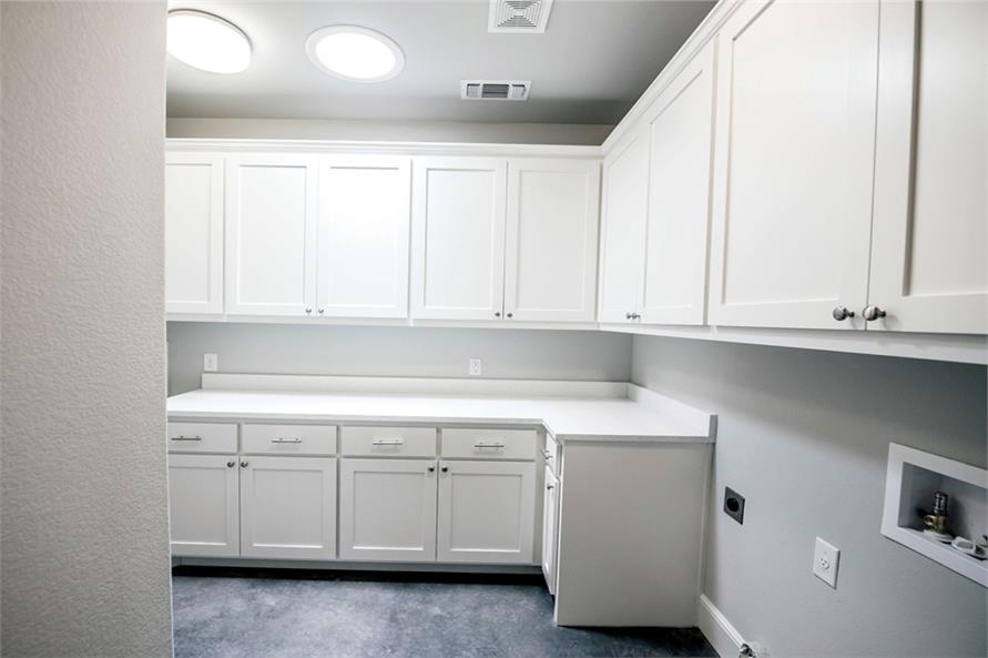 Laundry Room of this 3-Bedroom,2407 Sq Ft Plan -2407