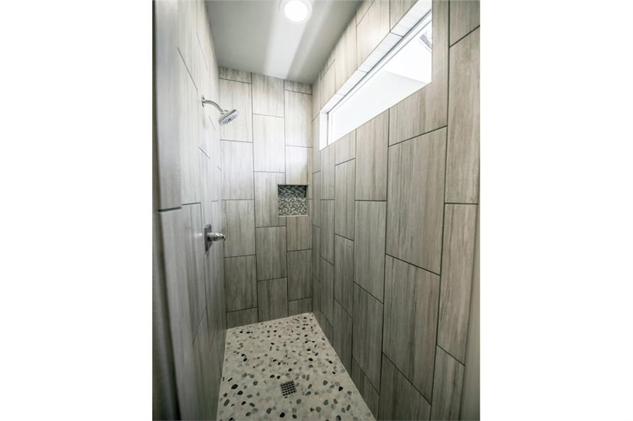 Master Bathroom of this 3-Bedroom,2407 Sq Ft Plan -2407