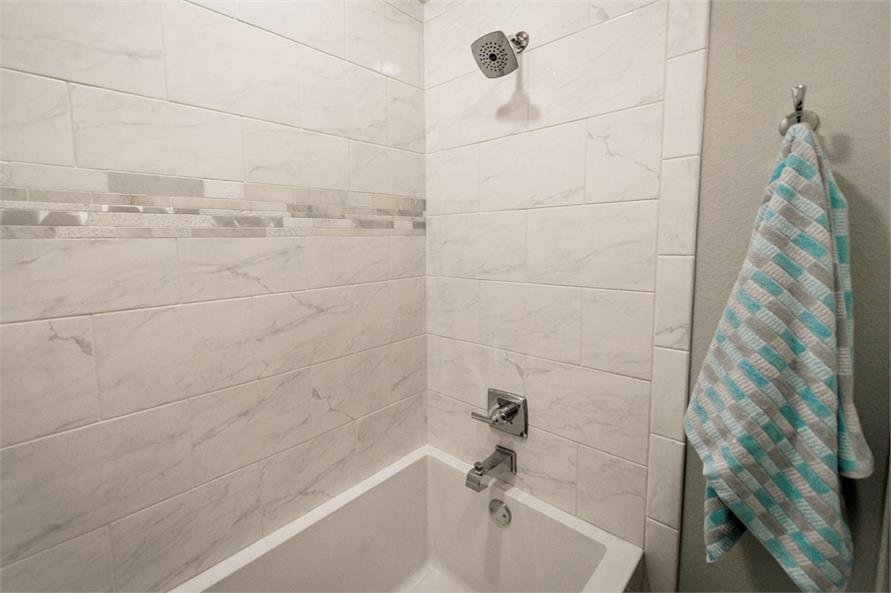 Bathroom of this 3-Bedroom,2407 Sq Ft Plan -2407