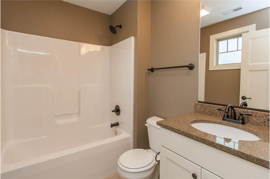 Bedroom of this 4-Bedroom,2377 Sq Ft Plan -2377